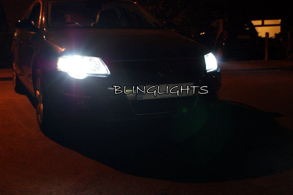 Volkswagen VW Passat Xenon HID Conversion Kit for Headlamps Headlights Head Lamps HIDs Lights