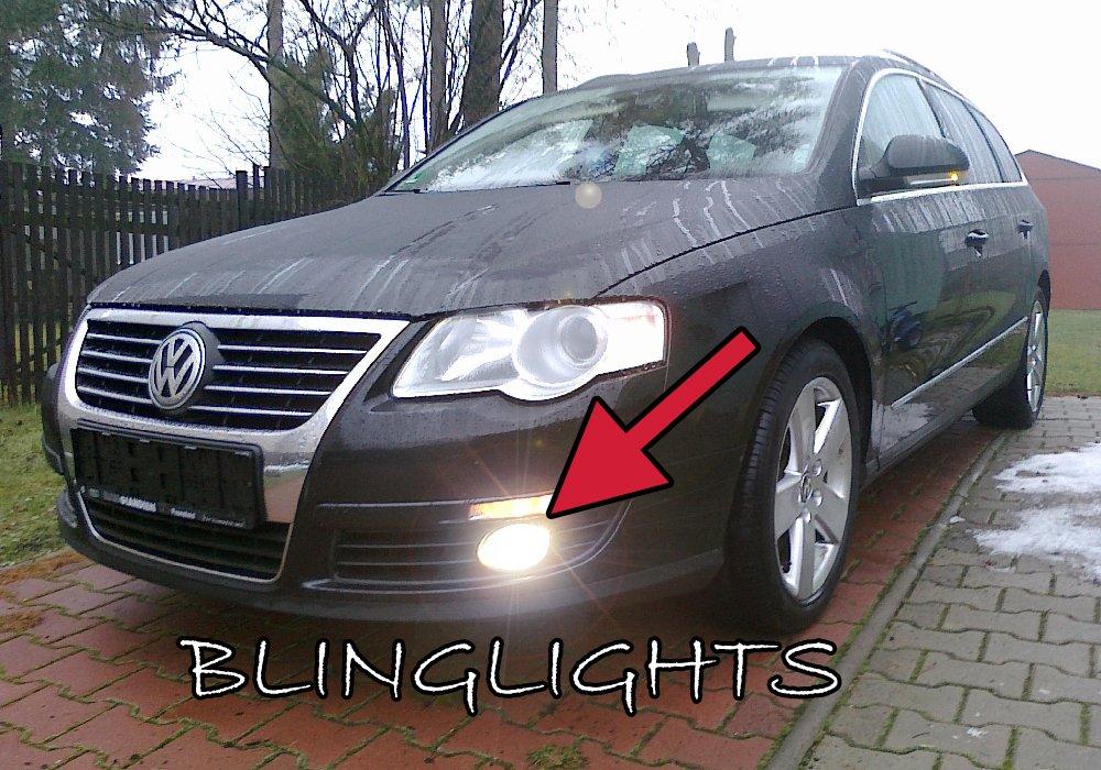 2005-2010 VW Passat B6 Xenon Fog Lamp Driving Light Kit
