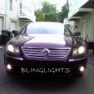 2003 2004 2005 2006 2007 2008 Volkswagen VW Phaeton Xenon Fog Lamps Driving Lights Foglamps Kit