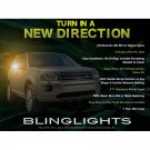 Land Rover LR2 Freelander 2 LED Side Mirror Turnsignal Lights Turn Signal Lamps Mirrors Signalers