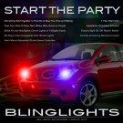 2004 2005 2006 Scion xA Strobe Police Light Kit for Headlamps Headlights Head Lamps Lights Strobes