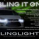 Ford S-Max LED DRL Strips for Headlamps Headlights Head Lamps Day Time Running Strip Lights DRLs