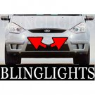 2006 2007 2008 2009 Ford S-Max Xenon Fog Lamps Driving Lights Foglamps Foglights Kit