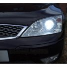 Ford Mondeo Bright White Replacement Light Bulbs for Headlamps Headlights Head Lamps Lights