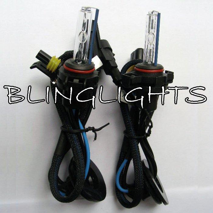 H16 5202 9009 Replacement HID Conversion Light Bulb Set Pair