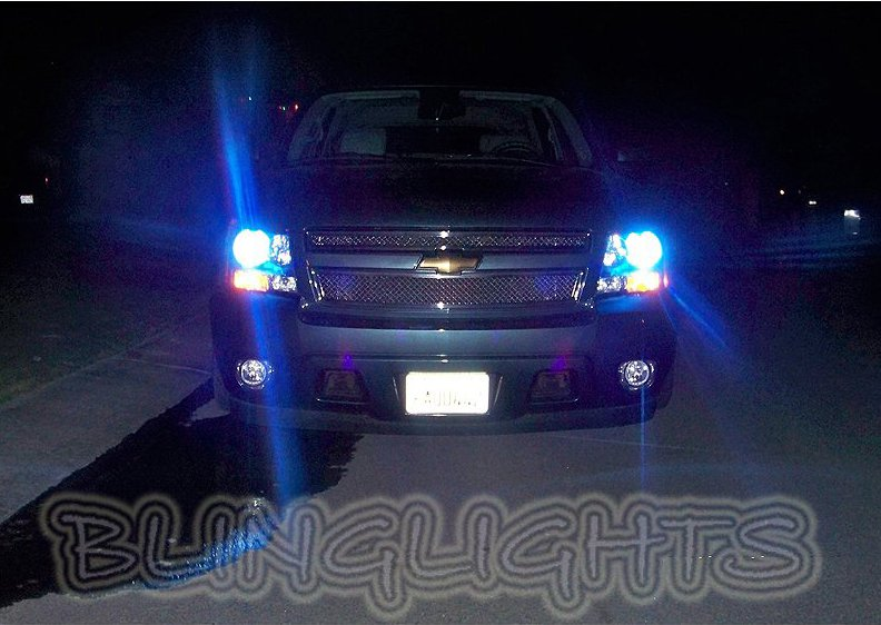 Chevrolet Chevy Tahoe Xenon HID Conversion Kit for Headlamps Headlights Head Lamps Lights HIDs
