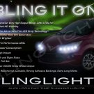 Ford Ka LED DRL Head Light Strips Day Time Running Lamps