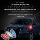 Audi Q5 LED Side Turnsignal Markers Lamps Turn Signal Accents Lights Signalers Accent Marker Signals