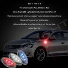 Volkswagen VW Passat LED Turnsignal Side Markers Lamps Accents Turn Signal Lights LEDs Signalers
