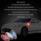 Z34 Nissan 370Z LED Side Markers Turnsignals Lamps Marker Turn Signals Lights Fairlady Z Signalers