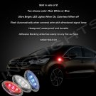 Citroen Citroën DS4 LED Side Marker Turnsignals Lights Accents Turn Signals Lamps Signalers Markers
