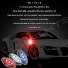 Audi R8 LED Side Markers Turnsignals Lights Accent Turn Signals Lamps Marker Turn Signalers