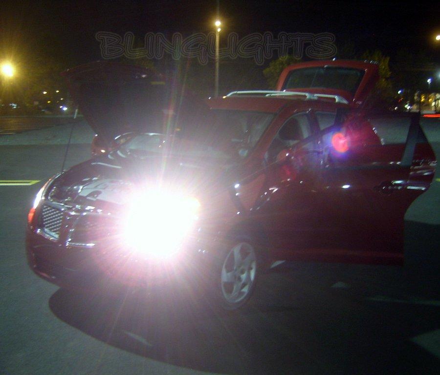 Pontiac Vibe Xenon HID Conversion Kit for Headlamps Headlights Head Lamps HIDs Lights