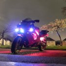1994-2003 Kawasaki Ninja ZX-9R Xenon Driving Lights Fog Lamps Drivinglights Foglamps Foglights Kit