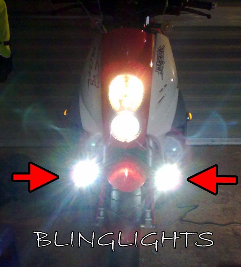 Peugeot Ludix LED Driving Lights Fog Lamps Drivinglights Foglights Foglamps Kit