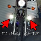 Suzuki Intruder VS800 Xenon Projector Driving Lamps Fog Lights Drivinglights Foglights Foglamps Kit