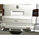 Volkswagen VW T5 California Tinted Smoked Overlays Film for Taillamps Taillights Tail Lamps Lights