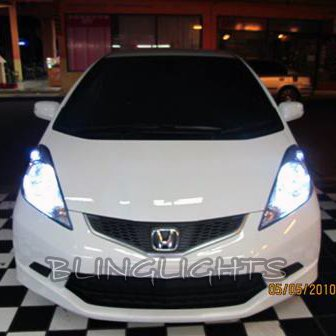 Honda Jazz Bright White Replacement Light Bulbs for Headlamps Headlights Head Lamps Lights