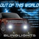 2009 2010 2011 2012 Ford Flex Xenon Fog Lamps Driving Lights Foglamps Foglights Kit