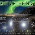 2011 2012 2013 Volkswagen VW Caddy Xenon Fog Lamps Driving Lights Foglamps Foglights Kit
