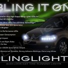 Volkswagen VW Caddy LED DRL Light Strips Headlamps Headlights Head Lamps Day Time Running Lights