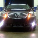 2010 2011 2012 Buick LaCrosse Xenon Fog Lamps Driving Lights Foglamps Foglights Kit