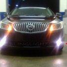 2010 2011 2012 Buick LaCrosse Xenon Fog Lamps Driving Lights Foglamps Foglights Kit