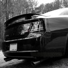 Dodge Charger Murdered Out Taillamp Covers Tinted Taillight Overlays