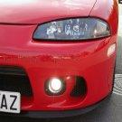 1995 1996 1997 1998 1999 Mitsubishi Eclipse Xenon Fog Lamps Driving Lights Foglamps Foglights Kit