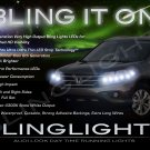 Honda CR-V LED DRL Head Light Strips Day Time Running Lamp Kit CRV