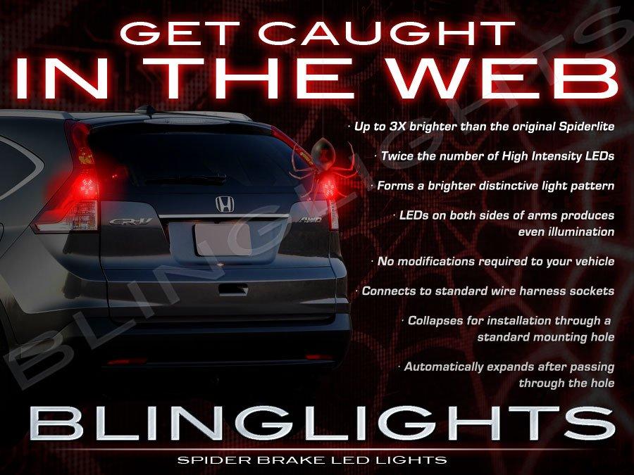 Honda CR-V CRV Custom LED Light Bulbs for Taillamps Taillights Tail Lamps Lights