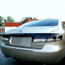Hyundai Azera Tinted Smoked Tail Lamps Lights Overlays Film Protection
