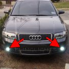 2002 2003 2004 2005 Audi A4 Xenon Fog Lamps Driving Lights Foglamps Foglights Drivinglights Kit