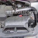 2011 2012 2013 Honda Odyssey Performance CAI Motor Carbon Fiber Cold Air Intake V6 Engine