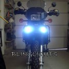 Kawasaki Super Sherpa KL250 KL250G KL250H Xenon Driving Lights Fog Lamps Foglamps Foglights Kit