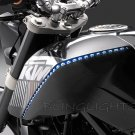 KTM 125 Duke Fuel Tank LED Illumination Set Accent Lights Side Lamps Custom Lighting Strips