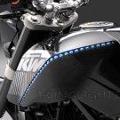 KTM 125 Duke Fuel Tank LED Illumination Set Accent Lights Side Lamps Custom Lighting Strips