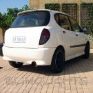 Daihatsu Sirion Tinted Smoked Protection Overlays for Taillamps Taillights Tail Lamps Lights