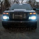 GMC Canyon 55 Watt Xenon HID Conversion Kit for Headlamps Headlights Head Lamps HIDs Lights