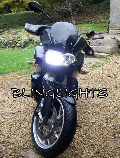 BMW K1200R K1300R Xenon 55 Watt HID Conversion Kit for Headlamp Headlight Head Lamp Light