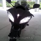 Yamaha YZF-R6 Bright White Upgrade Light Bulbs for Headlamps Headlights Head Lamps Lights