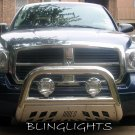 Dodge Dakota Off Road Lamp Brush Bar Driving Lights Auxilliary Offroad Trail Lamps Kit