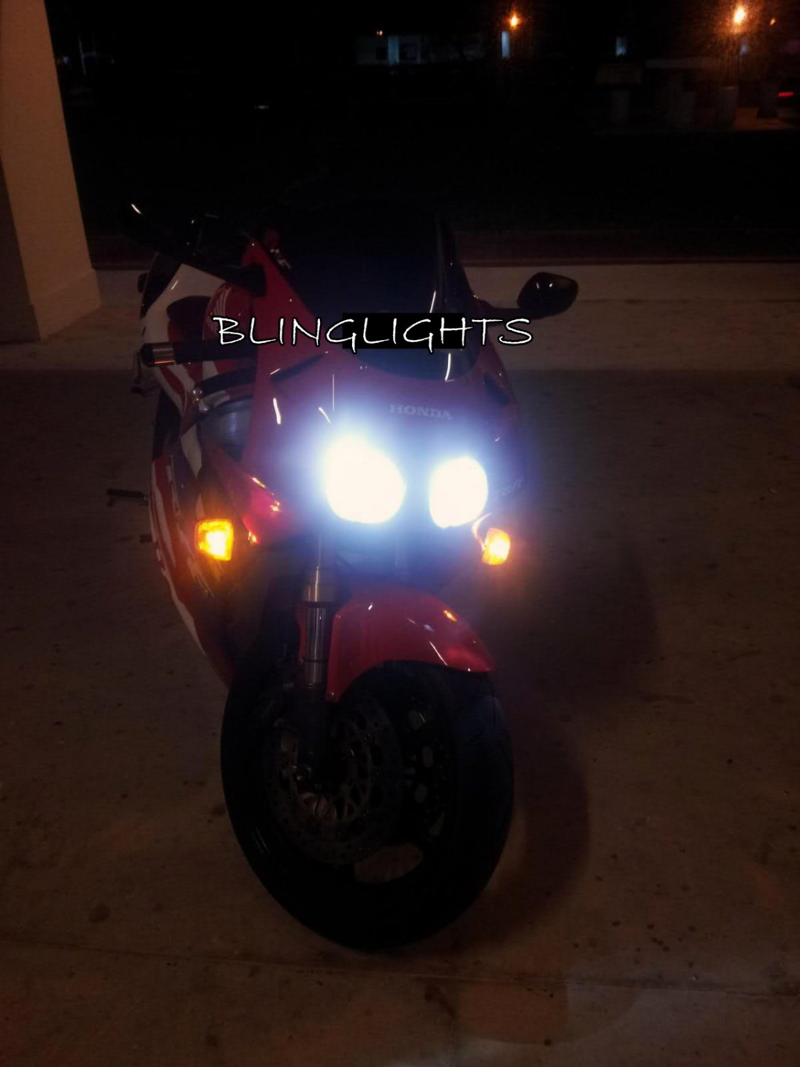 Honda VFR750R RC30 Xenon 55 Watt HID Conversion Kit for Headlamps Headlights