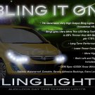 Opel Meriva LED DRL Light Strips for Headlamps Headlights Head Lamps Day Time Running Lights