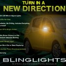 Vauxhall Corsa LED Side Mirrors Turnsignals Accents Lights Mirror Turn Signals Lamps Signalers
