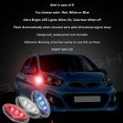 Kia All New Pride LED Side Markers Turnsignals Lights Accents Turn Signals Lamps Signalers Blinkers