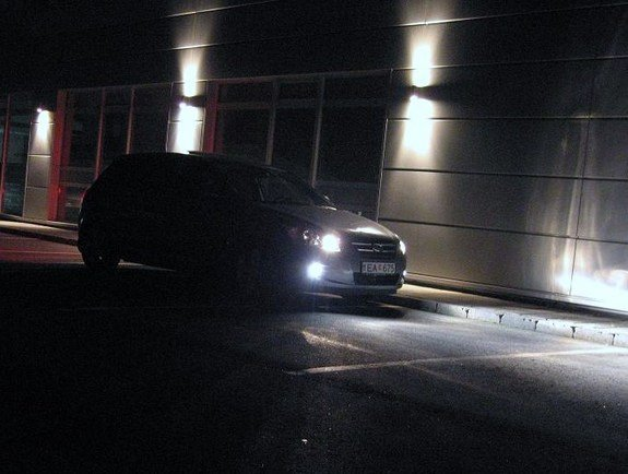 Kia Ceed Sporty Wagon Cee'd SW Xenon Fog Lamps Driving Lights Foglamps Foglights Kit