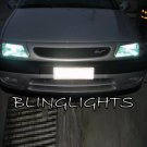 1997 1998 1999 2000 2001 2002 2003 Citroën Saxo Bright White Light Bulbs for Headlamps Headlights