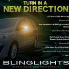 Ford i-MAX LED Side Mirrors Turnsignals Lights Accents Turn Signals Lamps Mirror Signalers