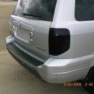 Honda MR-V Tinted Smoked Tailamp Taillight Overlay Film Protection